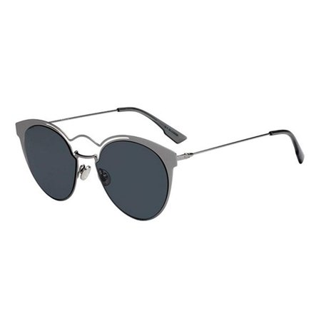 Christian Dior Nebula Sunglasses 54mm (KJ1 2K Ruthenium/Dark Grey)