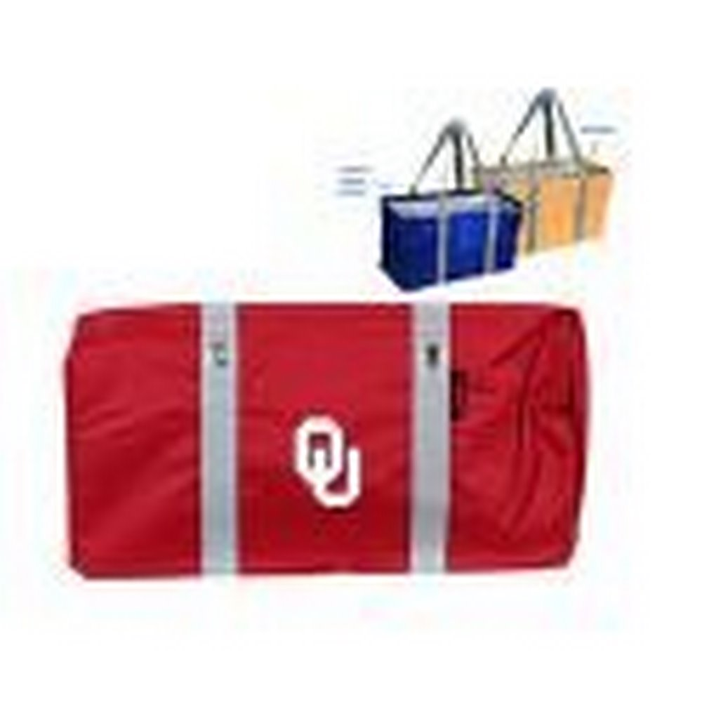 NCAA Officially Licensed Oklahoma Sooners Picnic Caddy Storage Bag