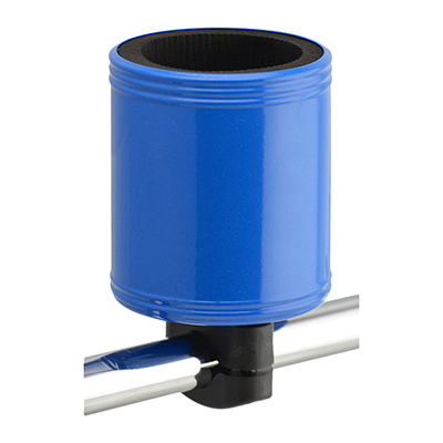 Kroozercups Bicycle Cup Holder 2.0 in Blue