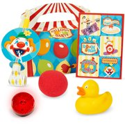 Carnival Games Party Favor Box