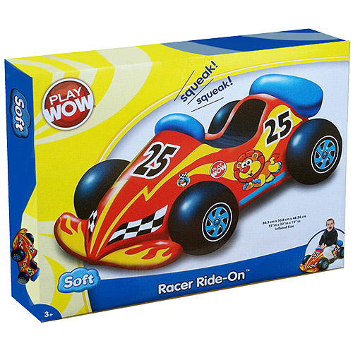 PlayWow Racer Ride-On