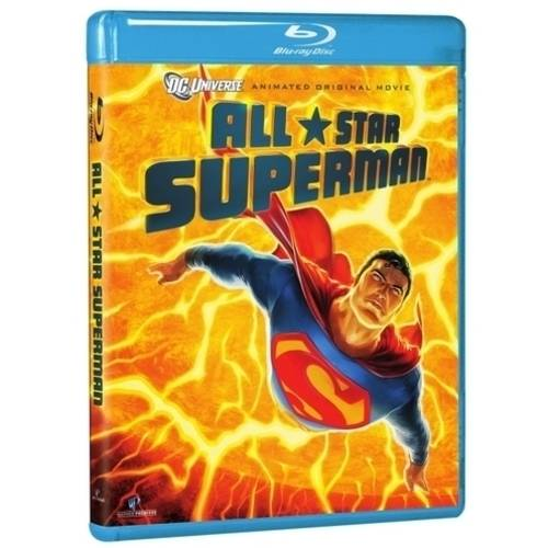 All-Star Superman (Blu-ray) (Widescreen)