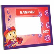 Personalized Super Why! Wonder Words Picture Frame