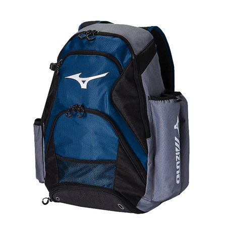 Baseball Bags - Mizuno Mvp Backpack - 360265 (Mizuno Staff Bag)