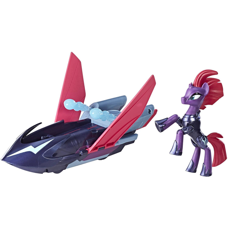 My Little Pony Guardians of Harmony Tempest Shadow Sky Skiff by Hasbro