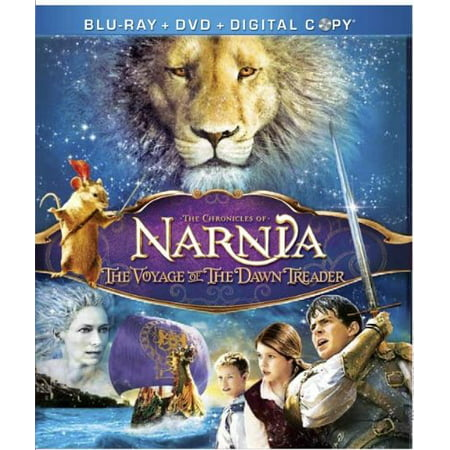The Chronicles of Narnia: The Voyage of the Dawn Treader (Blu-ray +