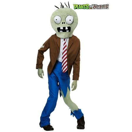 Adult PLANTS VS ZOMBIES Zombie Costume](Plants Vs Zombie Costumes)