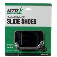 MTD Snow Thrower Slide Shoe Kit