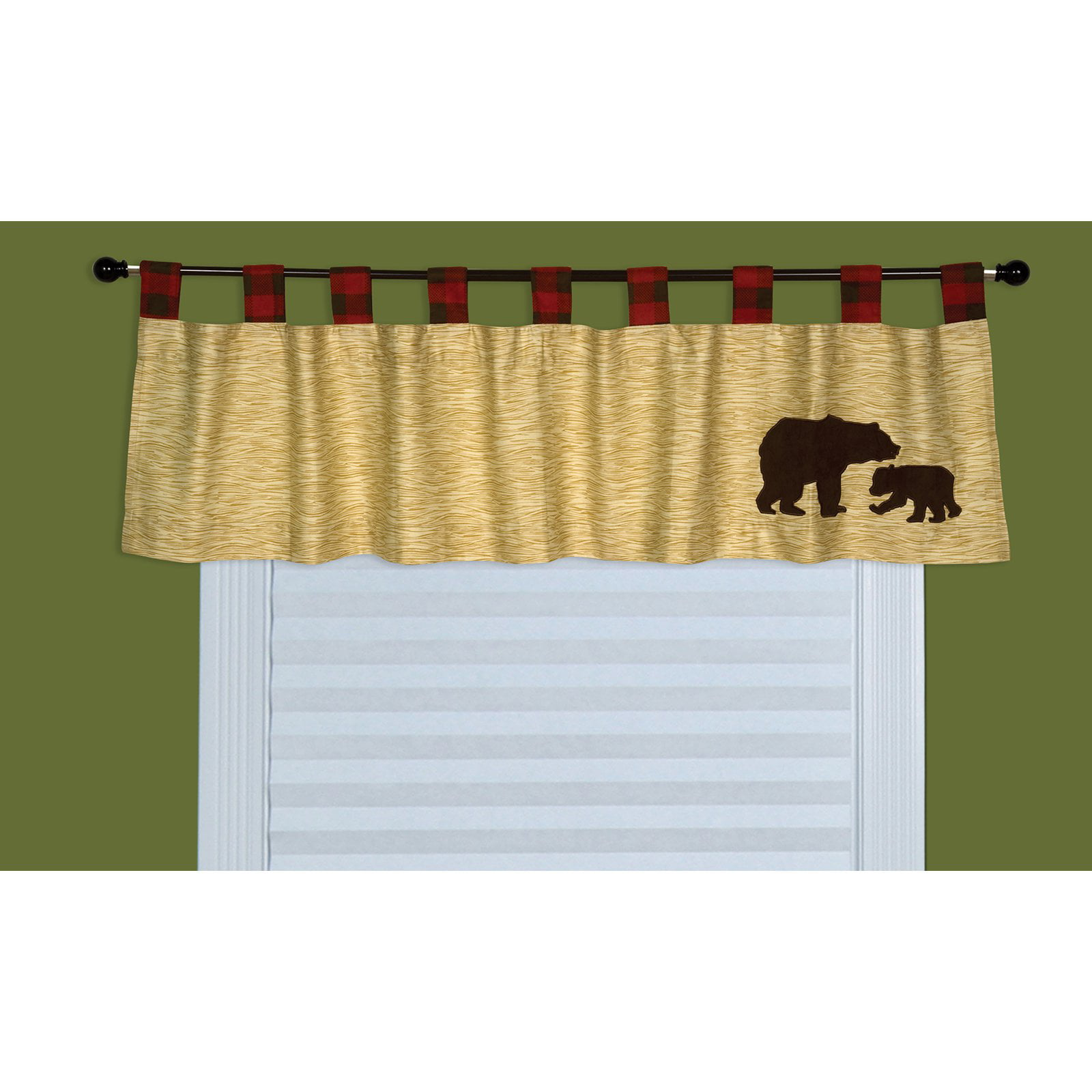Trend Lab Northwoods Window Valance by Trend Lab