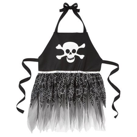 Halloween Skull Apron  Ganz Multi Purpose Halloween Skull Apron for $<!---->