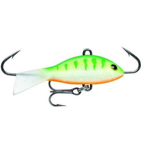 - Rapala Jigging Shad Rap, 1/8 oz