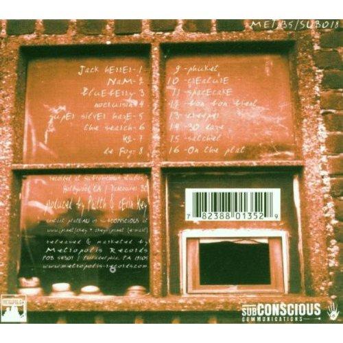 Plateau - Spacecake [CD]