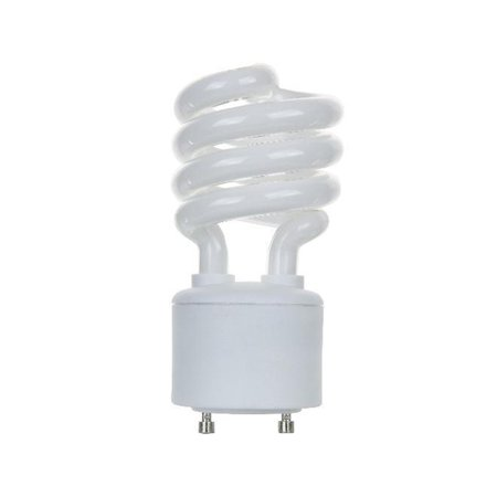 SUNLITE 18W 4100k CW GU24 CFL Spiral Light Bulb