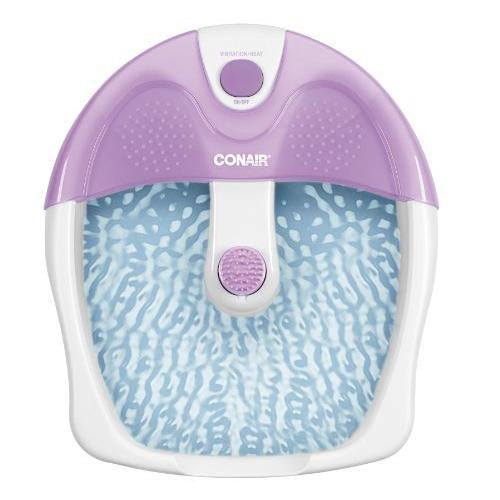 Conair FB3 Foot Bath Perp With Vibration & Heat