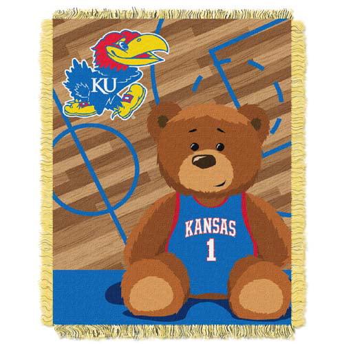 Kansas Jacquard BABY Throw Blanket