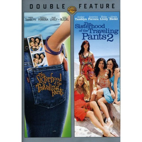 SISTERHOOD OF THE TRAVELING PANTS 1 & 2 (DVD/WS-16X9/DBFE)