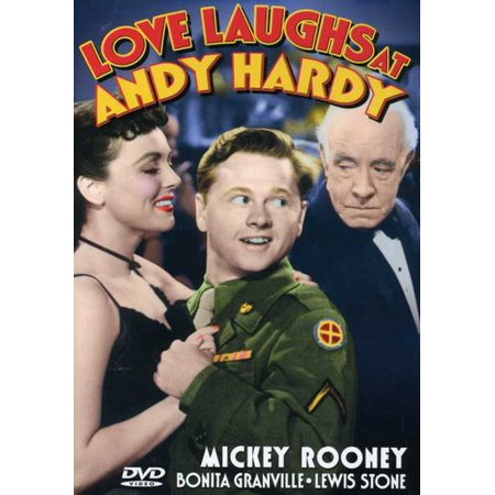 Love Laughs At Andy Hardy (DVD)