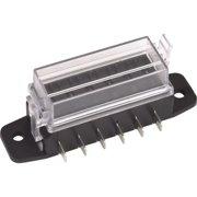 Wireless Solutions - Fuse block,Mini ATM, 6 way case/ 1 each