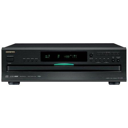 Crv Cd Changer (Onkyo  6 Disc CD Changer, CD & MP3 Player)