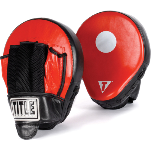 Title Boxing Incredi-Ball Beefy Punch Mitts by Title Boxing