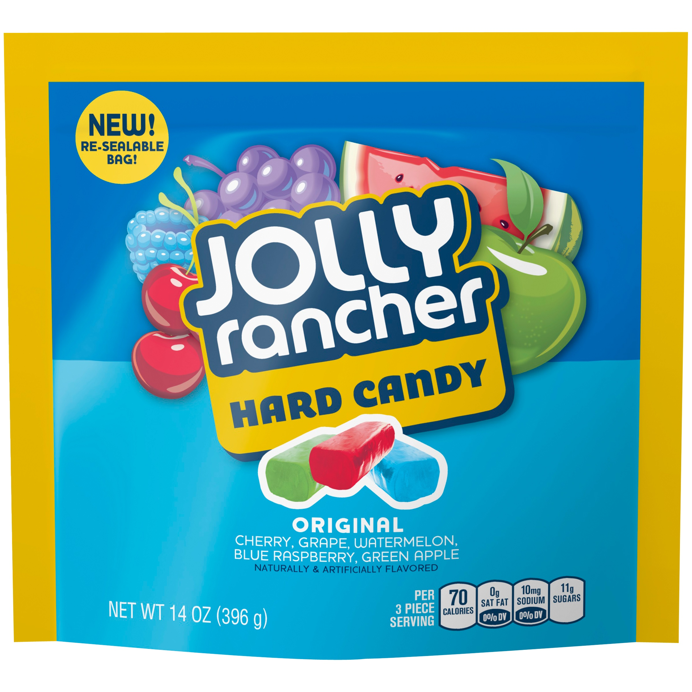 JOLLY RANCHER Hard Candy Assortment, 14 oz by The Hershey Company