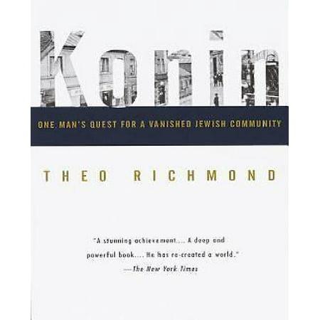 Konin: One Man's Quest for a Vanished Jewish Community - image 1 de 1