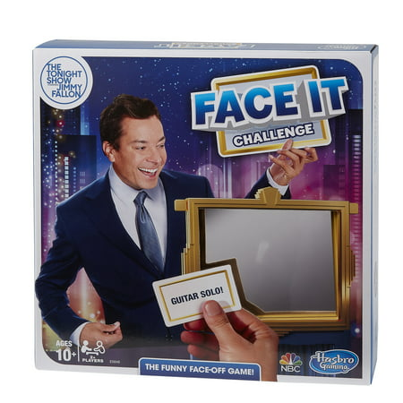The Tonight Show Starring Jimmy Fallon Face It Challenge Party Game