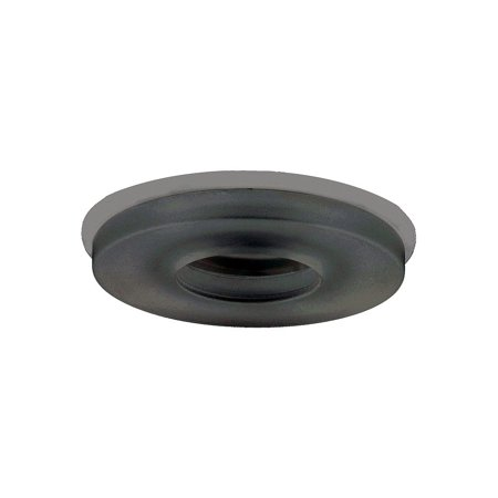 Jesco Lighting TM320FR Aperture Low Voltage Trim with Etched Glass Disk, 3 in. Frosted Finish