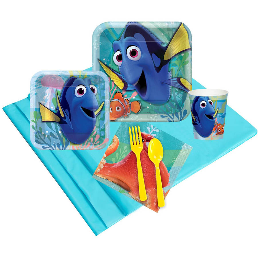 Disney Finding Dory 24-Guest Party Pack