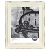Mainstays Distressed Beige 8x10 Frame