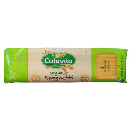 Organic Ricotta ((6 Pack) Colavita Organic Spaghetti Pasta, 1 Lb)