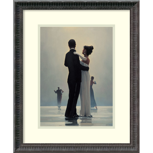 Amanti Art 'Dance Me to the End of Love' by Jack Vettriano Framed Painting Print