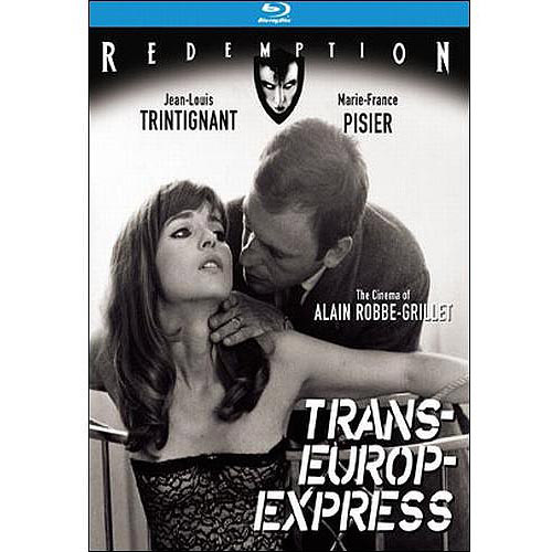 Trans-Europ-Express (1967) (French) (Blu-ray) (Full Frame)