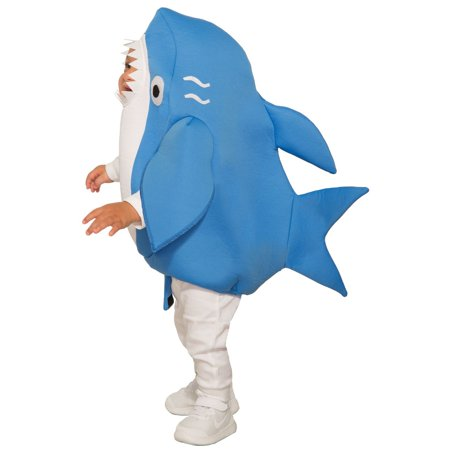 Baby Nipper The Shark Costume - Baby Costumes Walmart