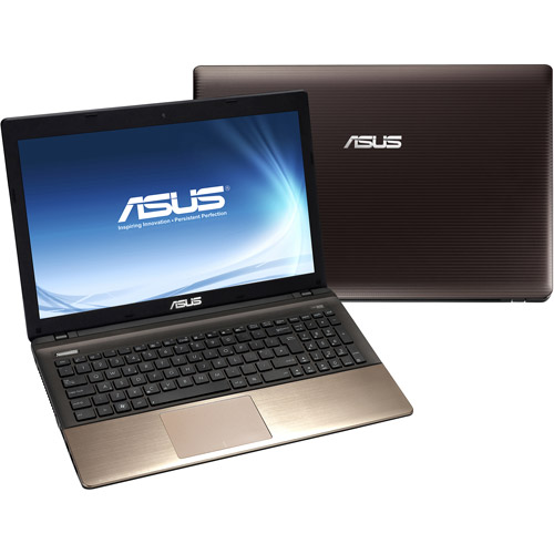 Refurbished ASUS K55A-RBR6 15.6 (INTEL 2.5Gz 6GB DDR3  750GB HDD Brown Matte)
