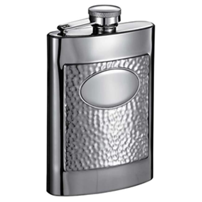 PT Golfer 6 oz Mirrored and Textured Flask - image 1 de 1