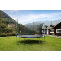 AirBound 14' Trampoline with Safety Enclosure