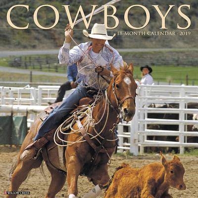 Cowboys 2019 Calendar