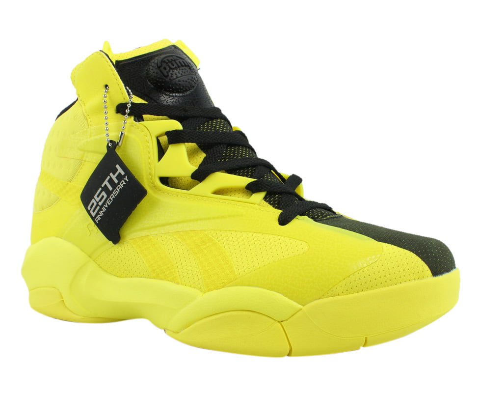 5f5f77eef152 ... coupon for reebok mens shaq attaq modern yellow basketball shoes size  10 new d3f97 de581