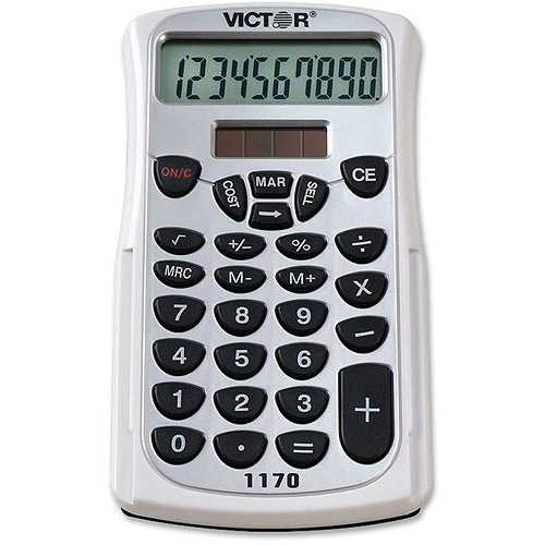 Victor 1170 Handheld Calculator