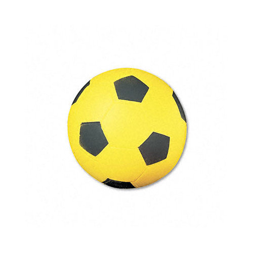 Champion Sports Coated Foam Sport Ball for Soccer, Playground Size