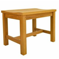 Anderson Teak Madison Outdoor Backless Chair
