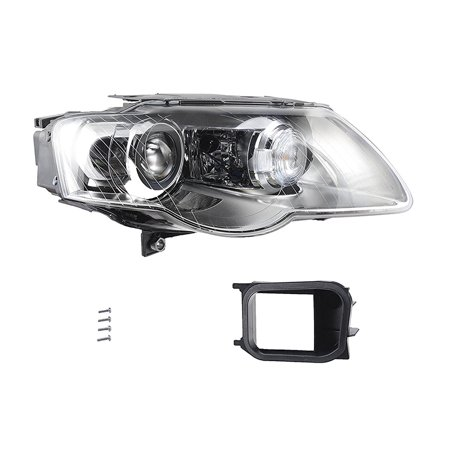 New Oem Right Headlight Fits Volkswagen Passat 2 0L 2006 2008 44717 3C0941754j 044717 3C0941754c 3C0941754f