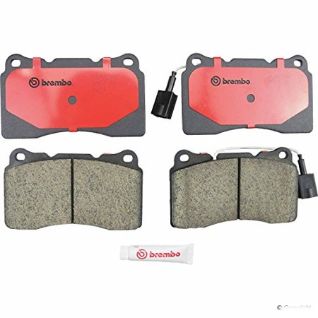 brembo p54039n front disc brake pad (Porsche Brembo Brakes)