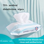 1 Pack A-lcohol Wet Wipes for Daily Use,Travel,Cleaning Cloths