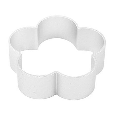 Aluminum Alloy Home Kitchen Flower Shaped Biscuit Cake Cutter Mold (Halloween Cakes And Biscuits)
