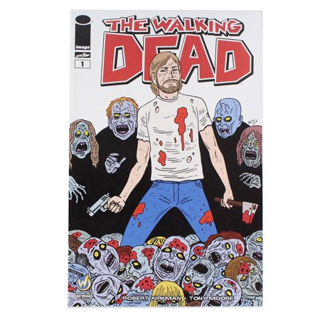 Image Comics The Walking Dead #1 Wizard World Las Vegas 2013 Color Cover ()
