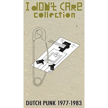 Holland Collection - I Don't Care Collection: Dutch Punk 1977-1983