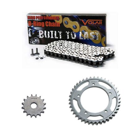 1991-1998 Triumph Trident 900 O-Ring Chain and Sprocket Kit -