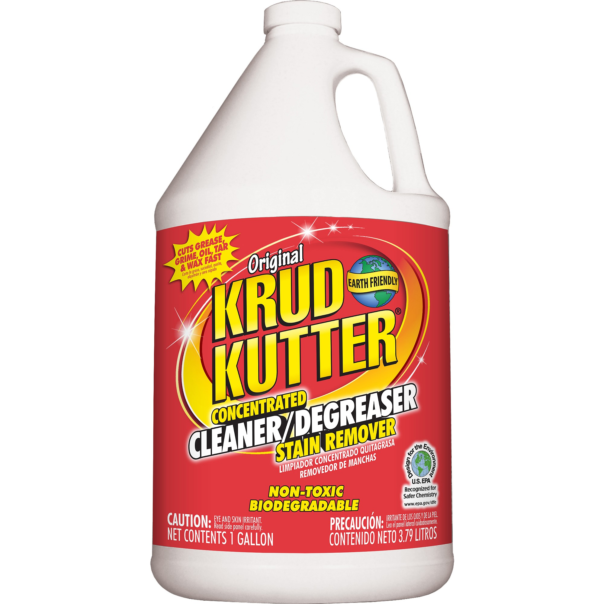 Krud Kutter Cleaner & Degreaser, 1 Gal